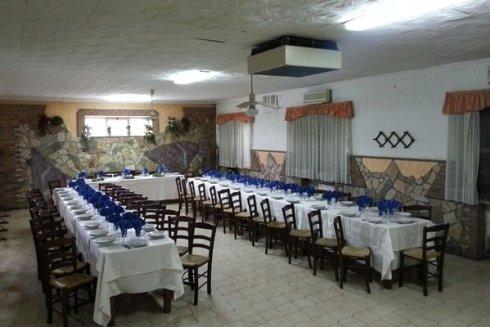 Sala banchetti.