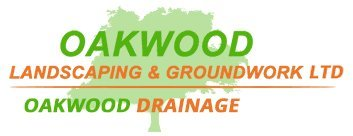 Oakwood Landscaping and Gorundwork Company logo