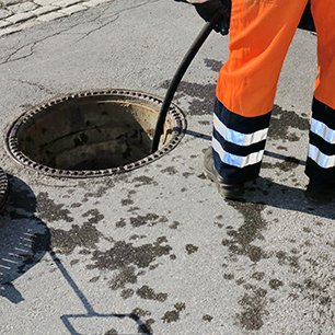 drainage pipe cleaning