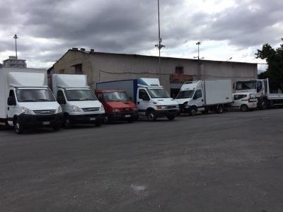 Vendita di veicoli industriali