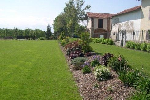 altra vista del giardino