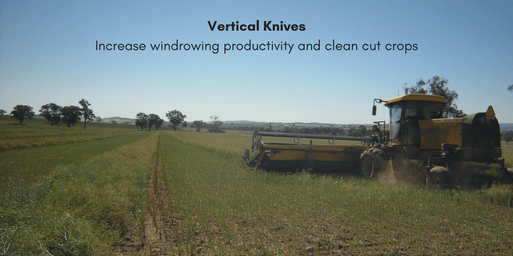 Vertical Knives