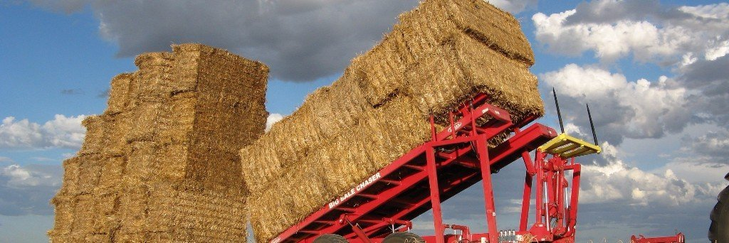 Jadan Enterprises Big Bale Stacker