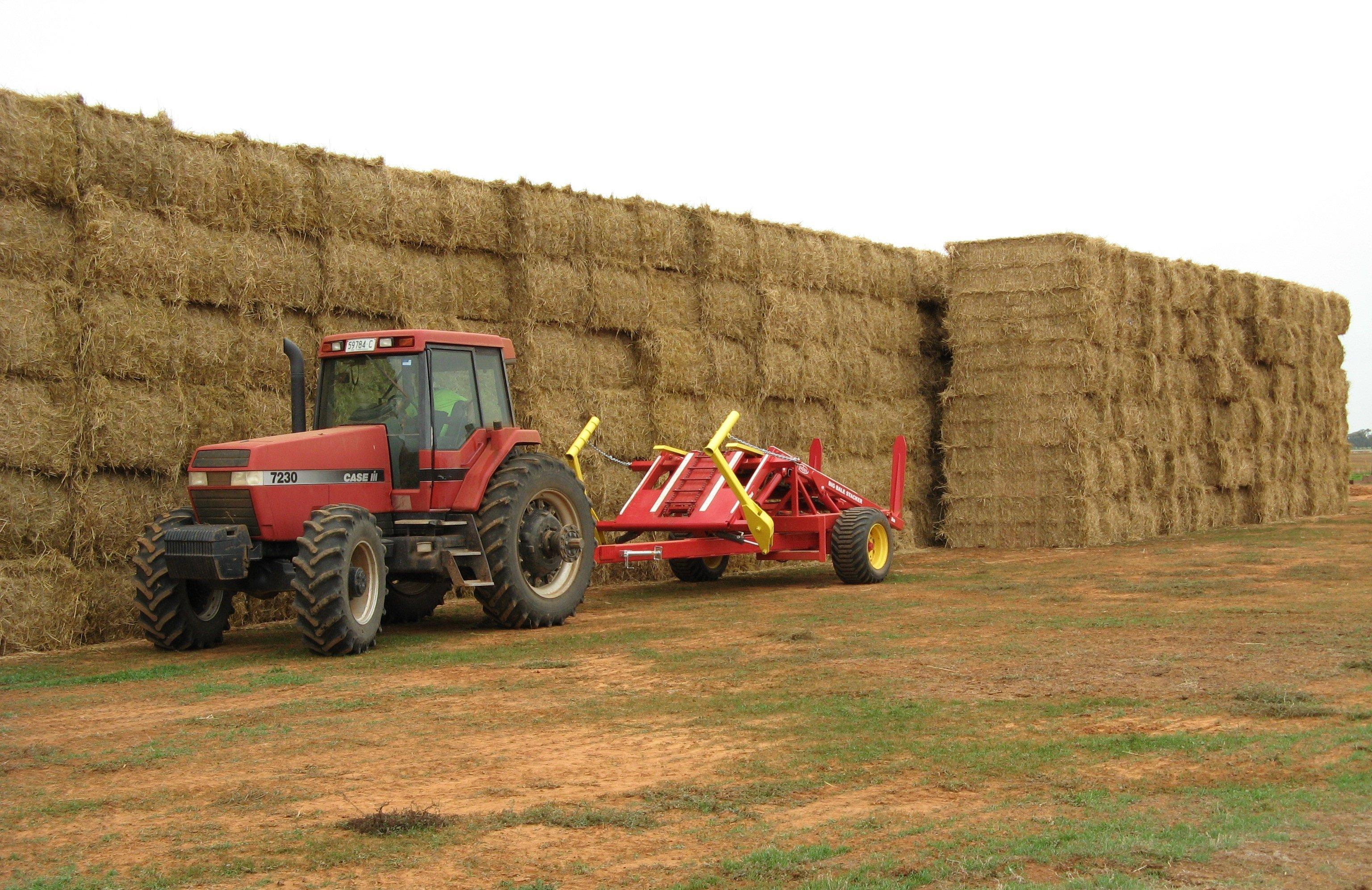 Hay Handling Equipment