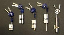 chiavi unificate o masterizzate