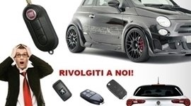chiavi auto originali e compatibili