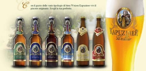 Kapuziner in bottiglia