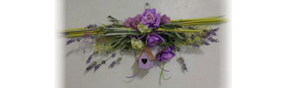 Composizioni floreali secche