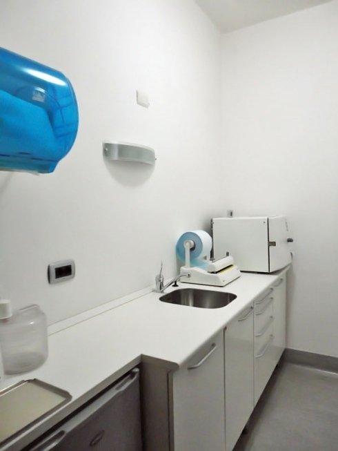 Sterilizzazione strumentazione medica
