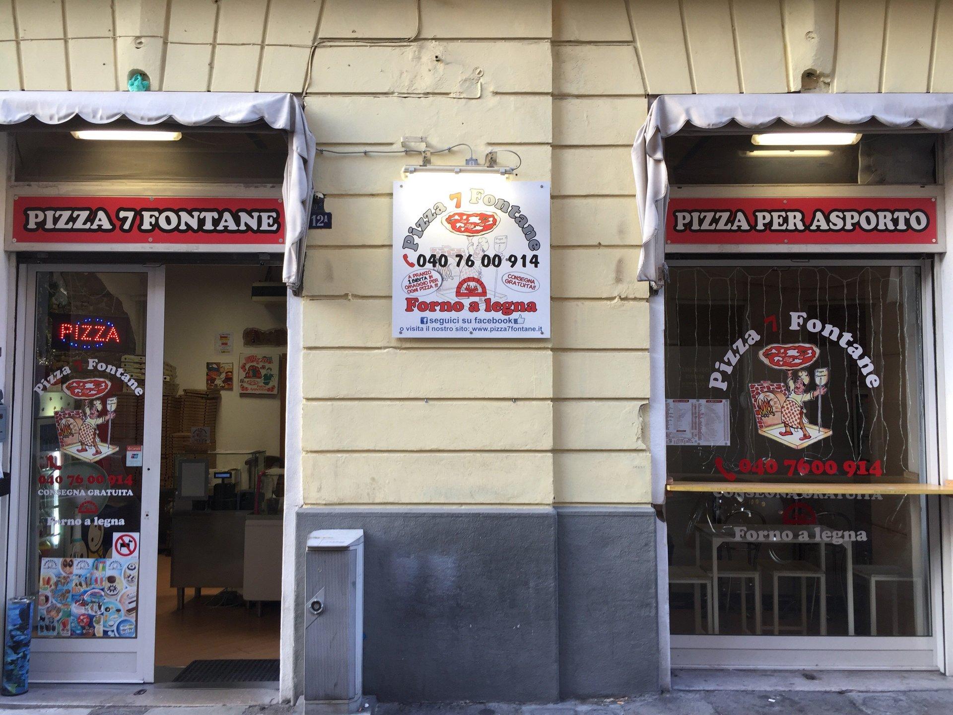 Pizzeria 7 Fontane