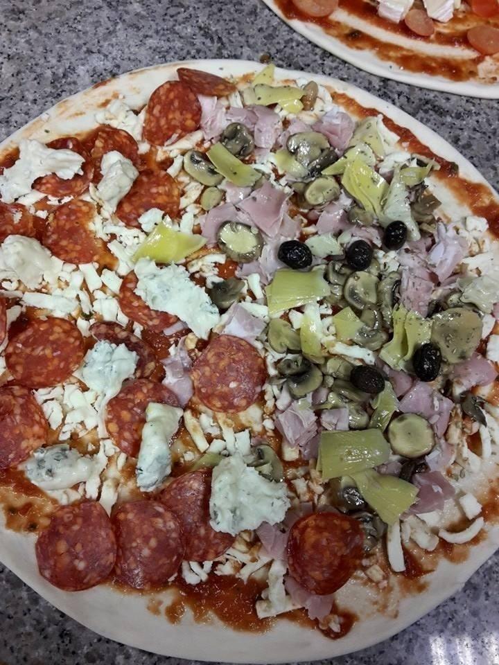 Pizza 7 Fontane