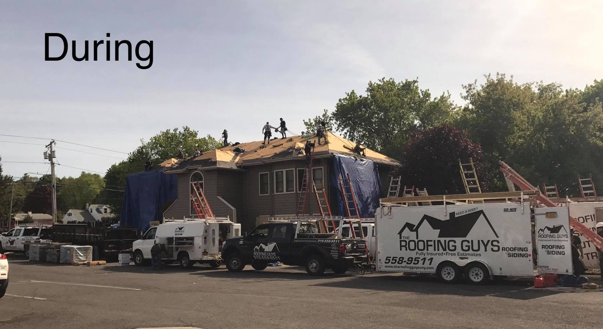Roofing The Roofing Guys