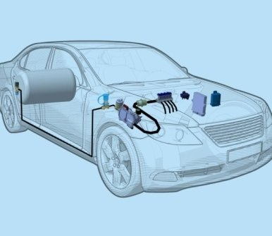 inquinamento gpl auto