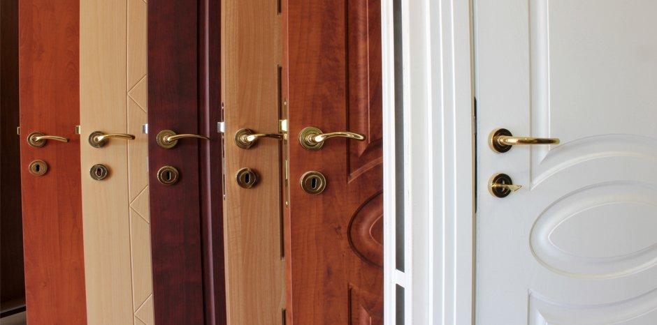 variety of doors