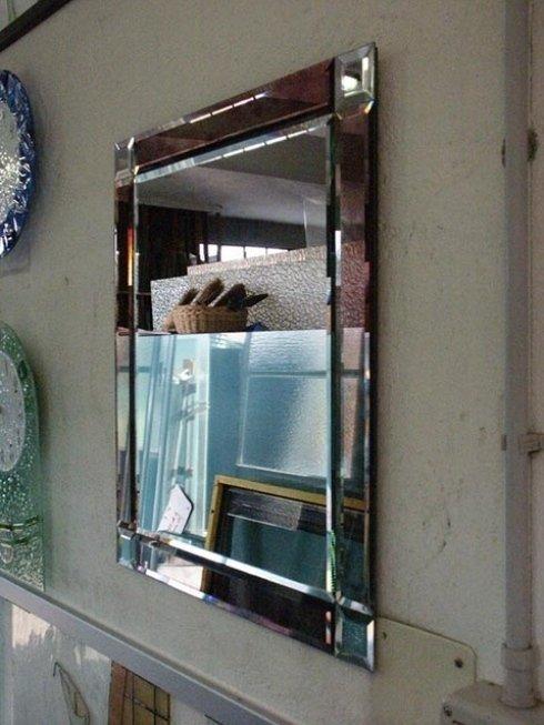 Produciamo specchi su commissione.