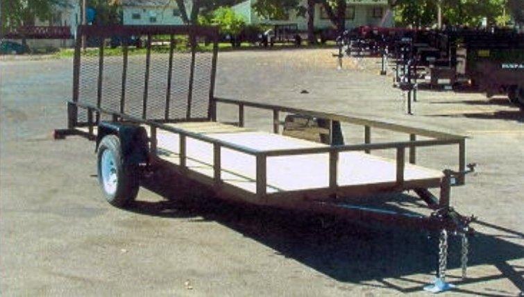 Maxi-dump trailers