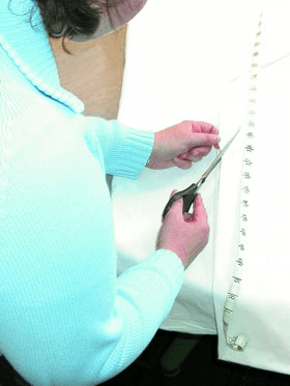 Dry cleaning - Notting Hill Gate, Kensington London,  - Infusion - Curtain