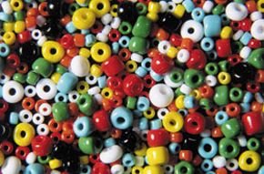 Haberdashery shop - Notting Hill Gate, Kensington London,  - Infusion - Beads
