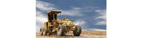 martin bros excavator at work