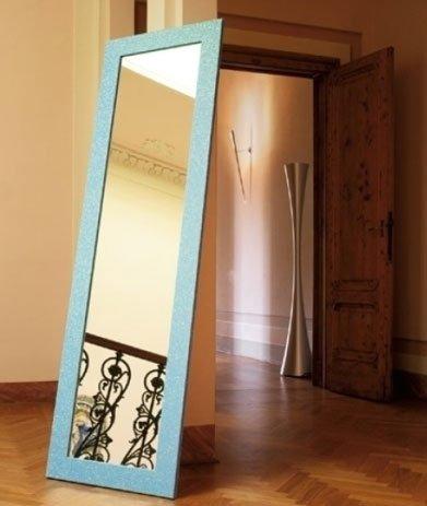 Specchiera-finitura-acquamarina-187x57-cm