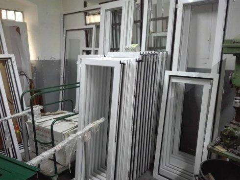 serramenti in alluminio genova