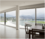 finestre in alluminio, persiane, serramenti per interni