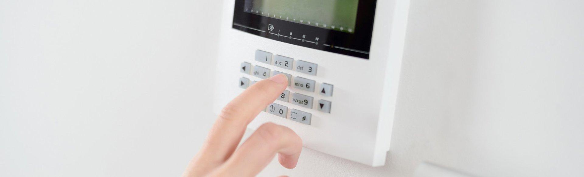 motion alarm local locksmiths