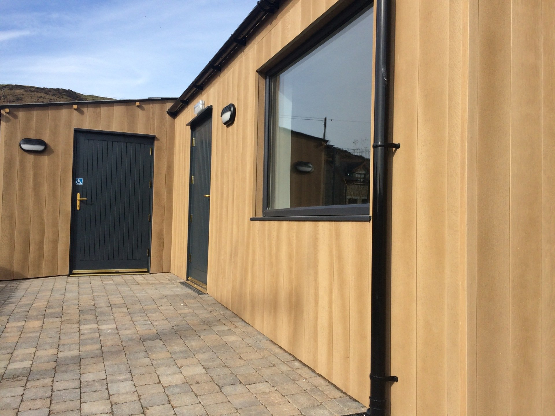 Eco Homes Dovetail Timber Homes