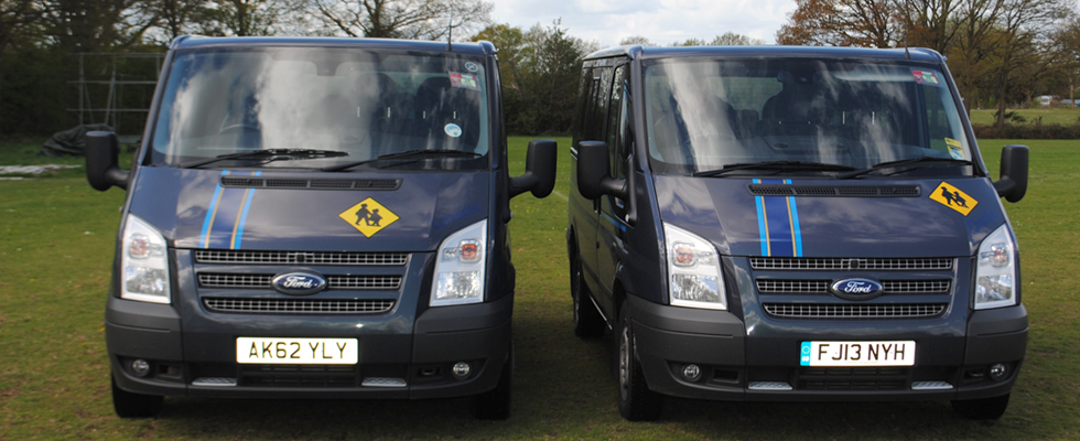 Ford minibuses