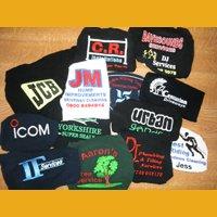 T-shirt printing - Barnsley - Design Ink Printing Services - Football kit printing - Print 10
