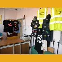 T-shirt printing - Barnsley - Design Ink Printing Services - Football kit printing - Print 3