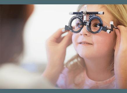 oculistica pediatrica