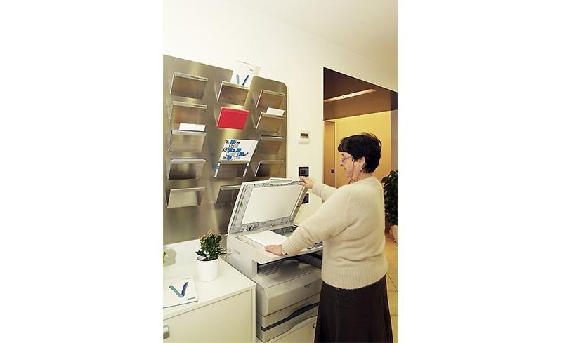 impiegata fotocopia dei documenti