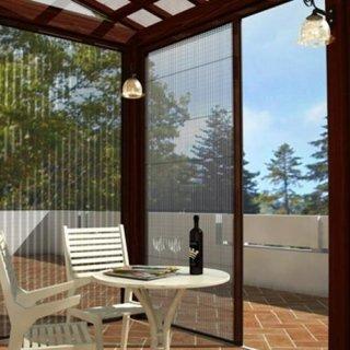 zanzariera veranda plissè