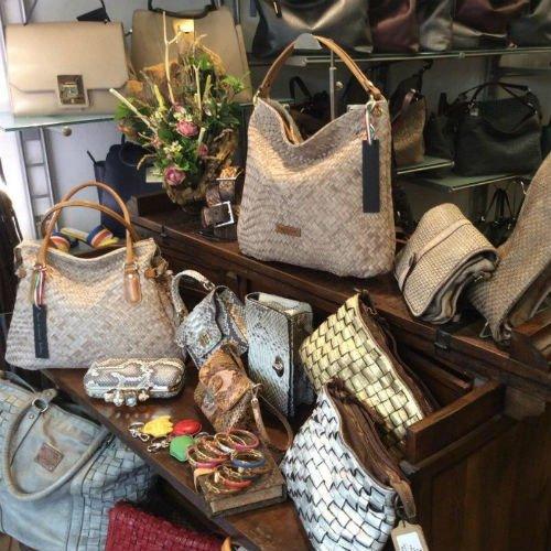 Delle borse di diversi tipi