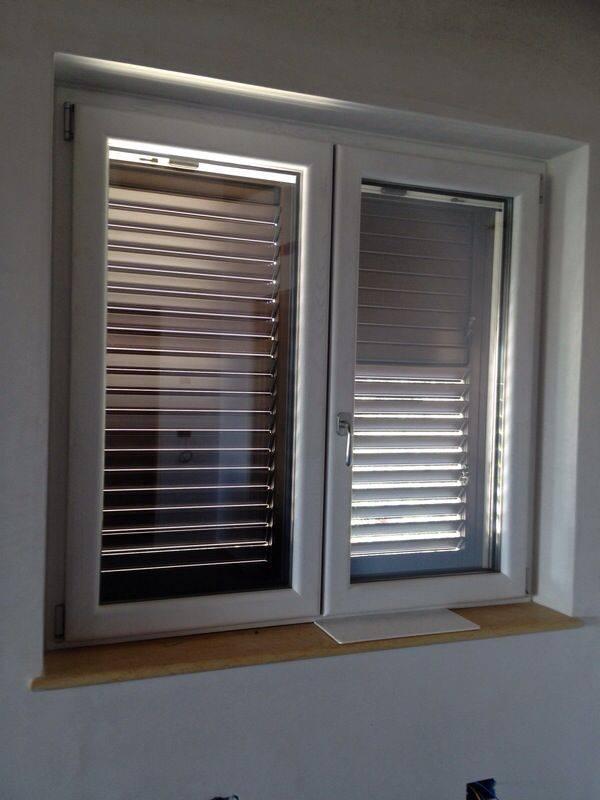finestra con tapparelle
