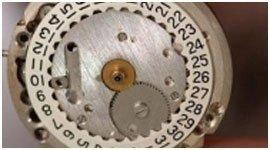 riparazione componenti orologio
