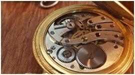 assistenza ingranaggi orologio