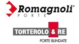 Porte Romagnoli Torterolo & re