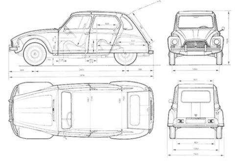 progettazione tecnica auto