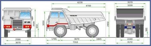 Progettazione veicoli di lavoro