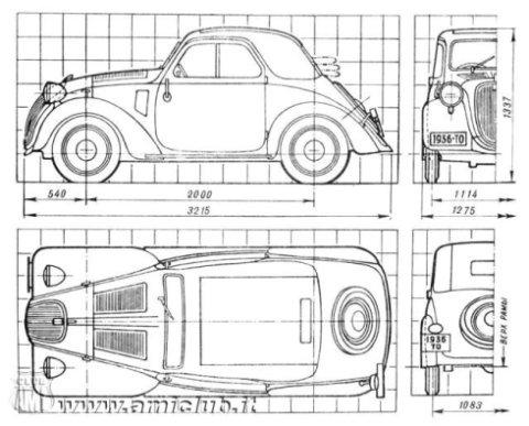 progettazione carrozzeria