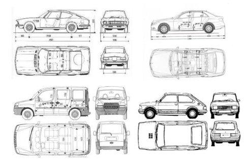 progettazione cad automotive