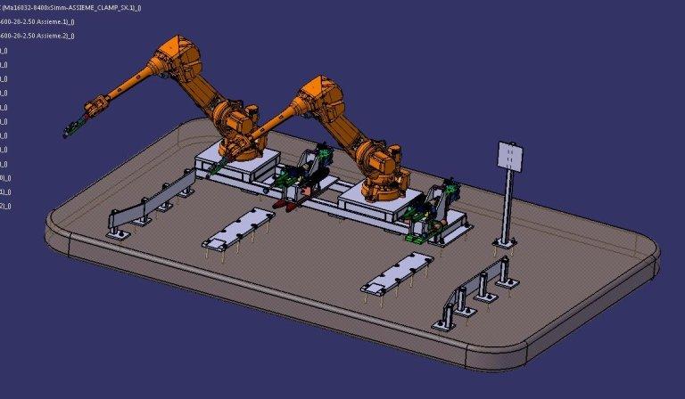 Isola robotica