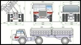 progettazione camion