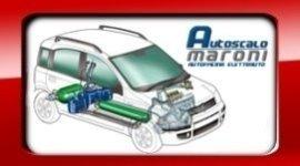 impianto metano auto, utilitaria alimentazione a gas, panda bianca
