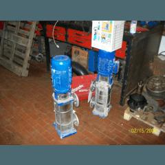 pompe impianti pressurizzati