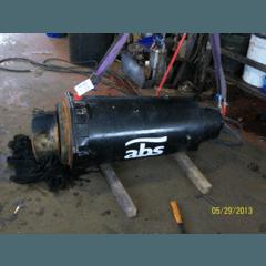 pompe per fogne e impianti di depurazione