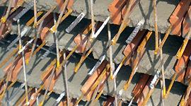 fornitura armature per edilizia, commercio armature per edilizia, posa armature per edilizia