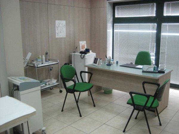 studio del dermatologo dott. Ali